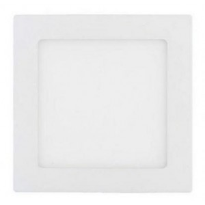 LED panel vestavný 18W 1480lm 220x220mm 230V CCD TEPLÁ